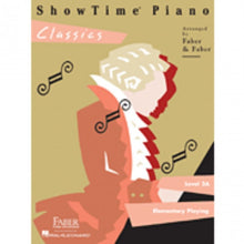 Load image into Gallery viewer, Hal Leonard HL00420161 ShowTime Piano - Level 2A - Classics