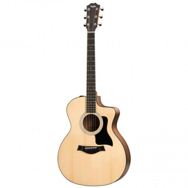 Taylor 114CE Grand Auditorium Cutaway Acoustic-Electric Guitar - Natural