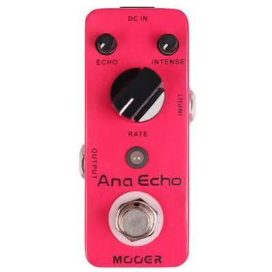 Mooer ANAECHO Ana Echo, Analog Delay