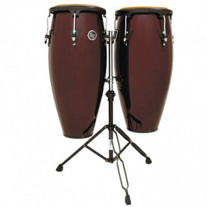 LP LPA646-DW Aspire Conga Set Dark Wood
