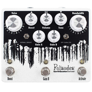 Earthquaker PALISADES-V2 Mega Ultimate Overdrive v2