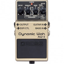 Load image into Gallery viewer, Boss AW-3 Dynamic Wah