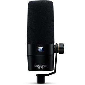 Presonus PD-70 Dynamic Caridioid Broadcast Microphone