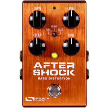 Load image into Gallery viewer, Source Audio SA246 One Series AfterShock Bass Distortion