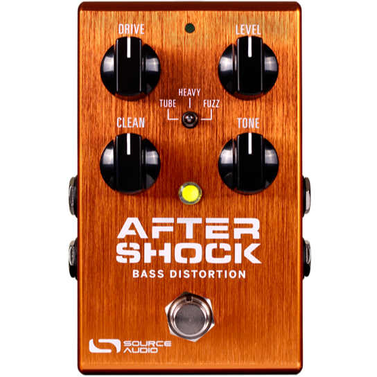 Source Audio SA246 One Series AfterShock Bass Distortion