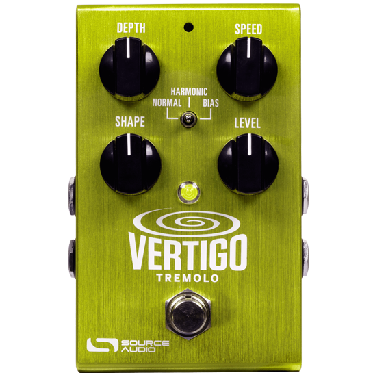Source Audio SA243 One Series Vertigo Tremolo
