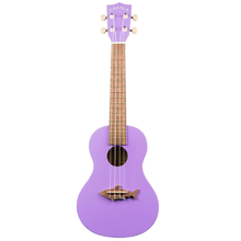 Load image into Gallery viewer, Kala Kala MK-CS/PUR Concert Ukulele - Easy Music Center