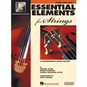 Hal Leonard HL00868052 Essential Elements Strings Book 1 with EEi - Bass