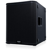 "Load image into Gallery viewer, Qsc KS118 3600W 18"" Powered Subwoofer"