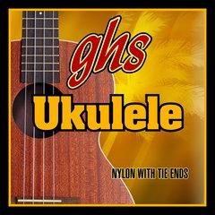 "GHS HT10 Tenor Ukulele Strings ""Wound C"" Set"