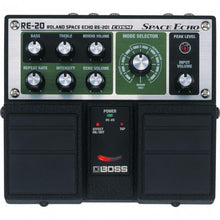 Load image into Gallery viewer, Boss RE-20 Space Echo Twin Pedal
