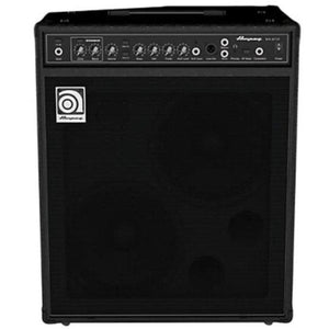 "Ampeg BA210V2 450W RMS, Dual 10"" Ported, Horn-loaded Combo with Scrambler"