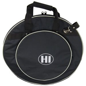 "HI Bags CC-02HS20/6 24"" Cymbal Bag with Hi-Hat & Stick Pocket"