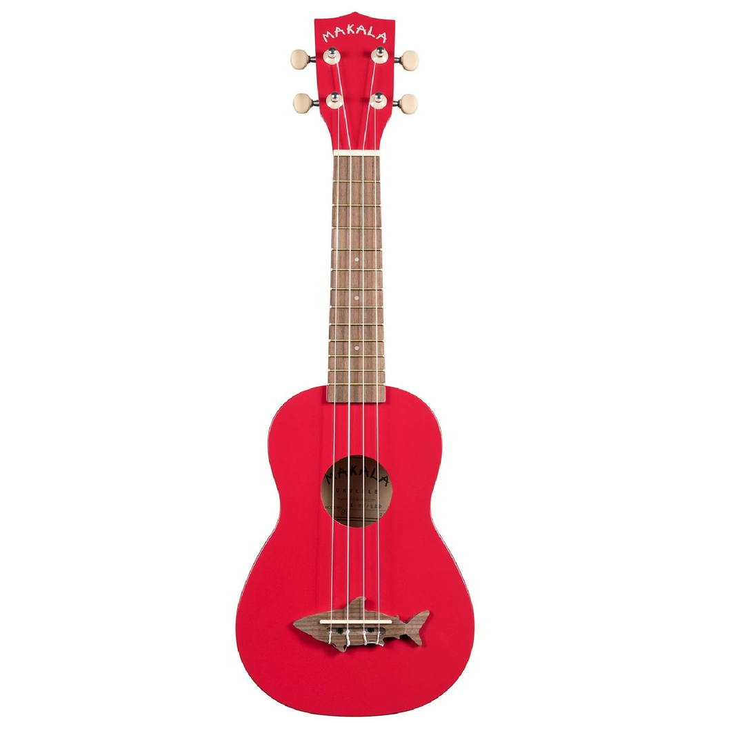 Kala Kala MK-SS/RED Soprano Ukulele - Easy Music Center