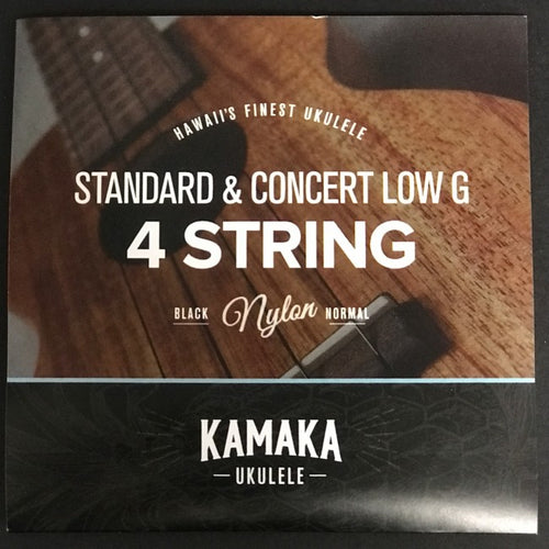 Kamaka Kamaka S-1G Standard/Concert Low G Strings - Easy Music Center