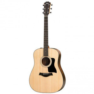 Taylor 110E Dreadnought Acoustic-Electric Guitar - Natural