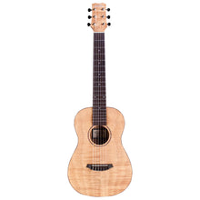 Load image into Gallery viewer, Cordoba MINI-II-FMH Mini II Classcial Guitar, Flamed Mahogany