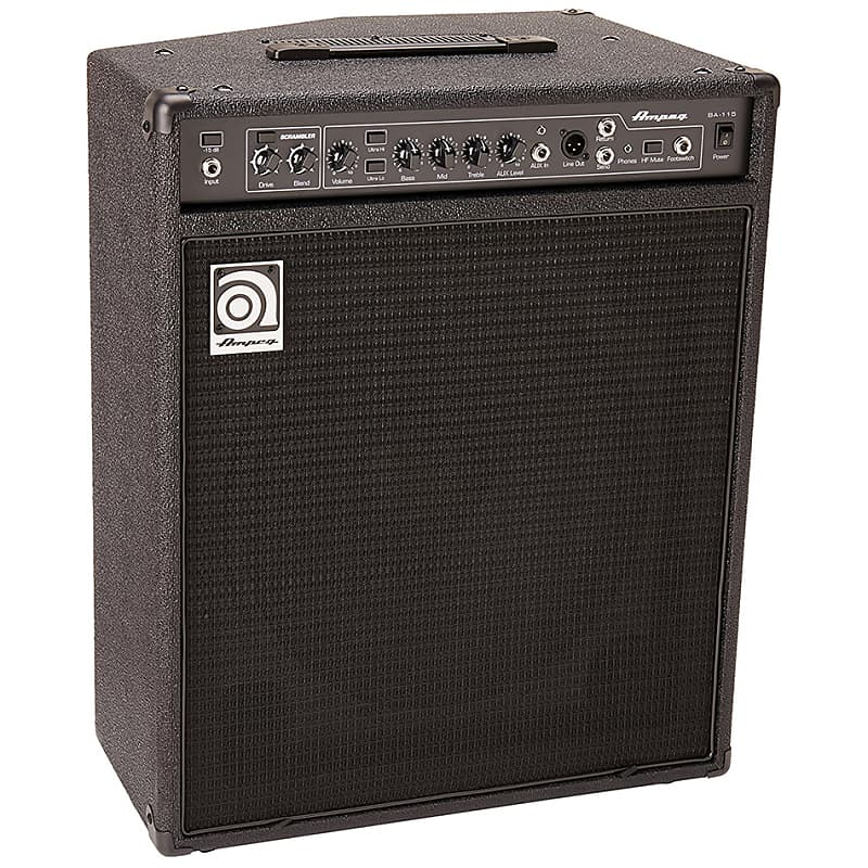 Ampeg BA115V2 100W RMS, single 15