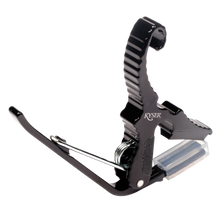 Load image into Gallery viewer, Kyser KG3B Short-Cut Capo, Black