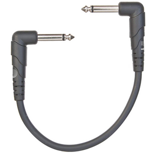 "Planet Waves PW-CGTP-105 6"" Classic Series Right Angle Patch Cable"