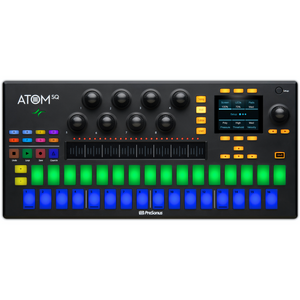PreSonus ATOMSQ Hybrid MIDI Keyboard, Performance, and Production Controller