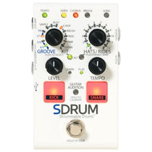 Load image into Gallery viewer, Digitech SDRUM Automatic Drummer Pedal