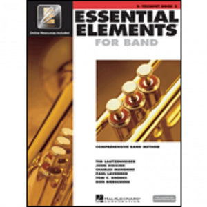 Hal Leonard HL00862597 Essential Elements Book 2 with EEI - Trumpet