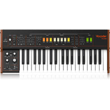 Load image into Gallery viewer, Behringer VOCODER-VC340 '80s Authentic Analog Vocoder for Voice and Strings