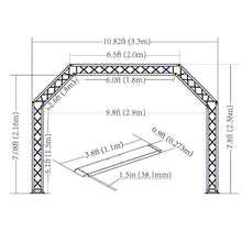 Load image into Gallery viewer, Trusst QT-ARCH Truss Arch Kit