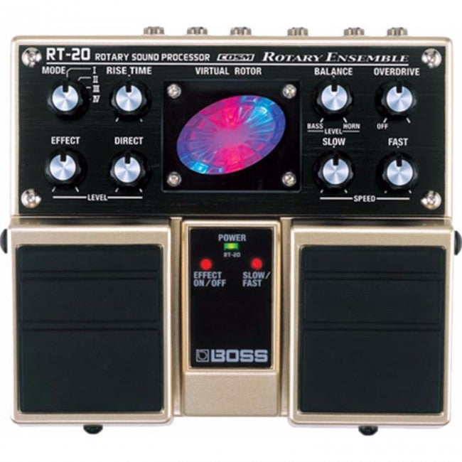 Boss RT-20 Rotary Ensemble Pedal