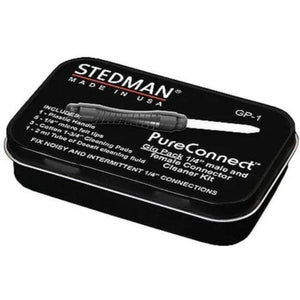 "Stedman GP-1 Gig Pack 1/4"" Connector Cleaner Kit"