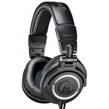 Load image into Gallery viewer, Audio-technica ATH-M50X Pro Closed-back Headphone, Full