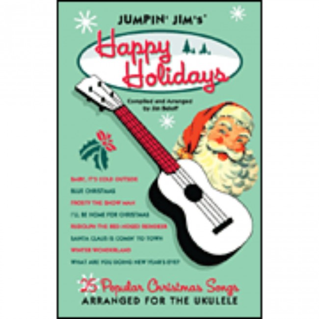 Hal Leonard HL00695965 Jumpin' Jim's Happy Holidays
