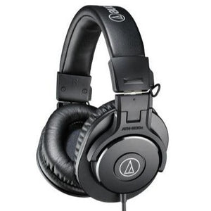 Audio-technica ATH-M30X Closed-back Studio Headphone