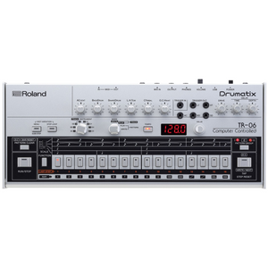 Roland TR-06 Boutique Series TR-606 Rhythm Performer with FX and Trigger Out
