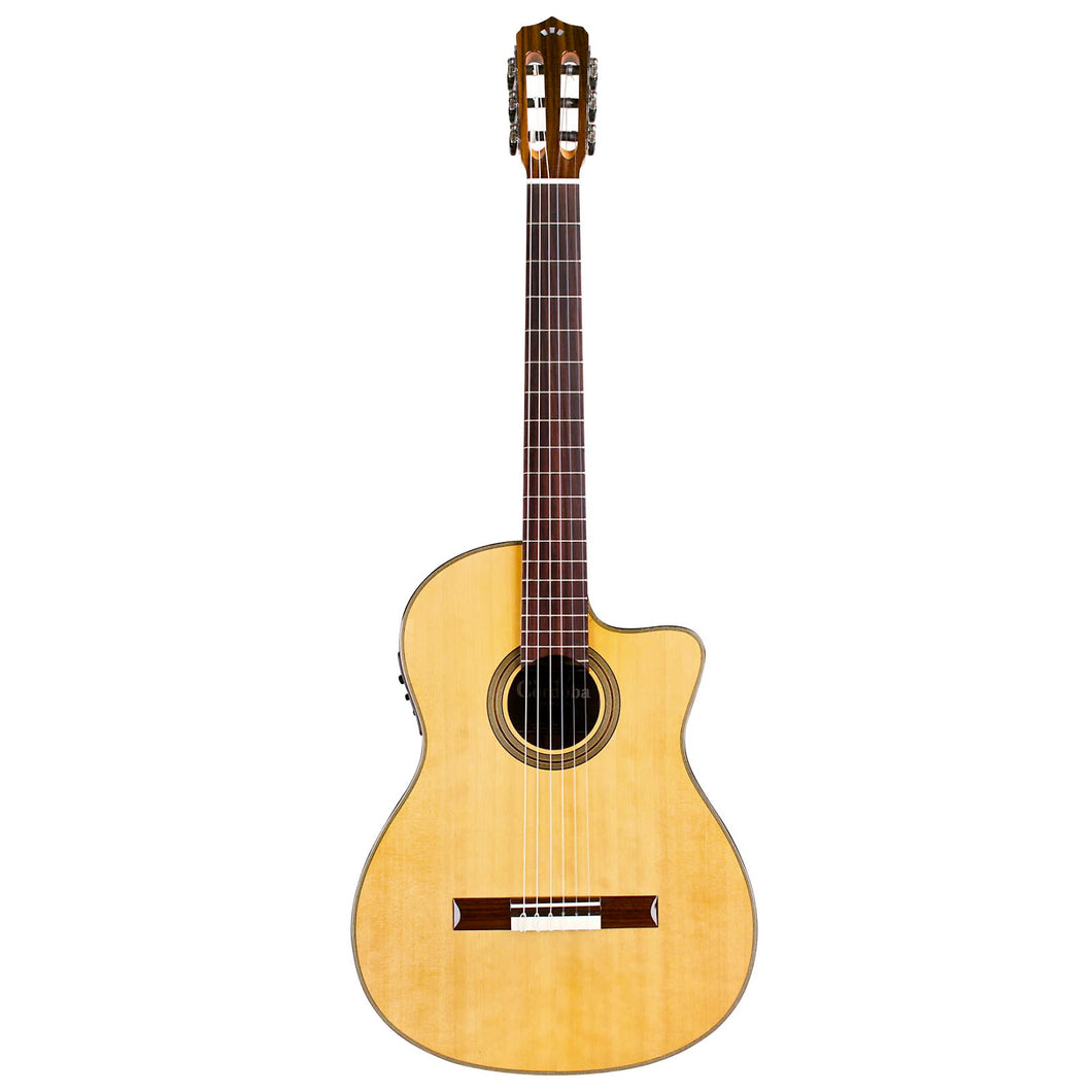 Cordoba FUSION12NAT Acoustic-Electric 12 Fret Fusion Classical Guitar