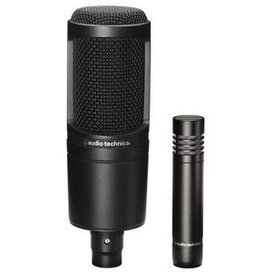 Audio-Technica Audio-technica AT2041SP Studio Condenser Microphone Pack - Easy Music Center