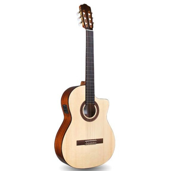 Cordoba C5-CE-SP Acoustic-Electric Full Size Classical Guitar