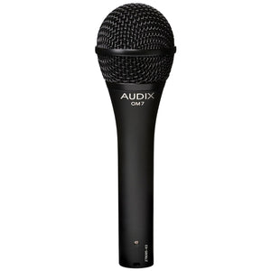 Audix OM7 Dynamic Hypercardioid Handheld Microphone
