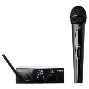 AKG WMS40MINI-V-A Wireless Vocal Microphone System
