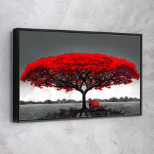 Load image into Gallery viewer, Red Tree