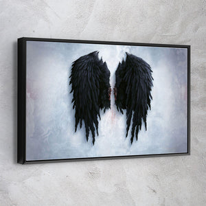Angel Wings - Banksy