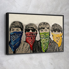 Load image into Gallery viewer, Beatles  Bandanas - Banksy