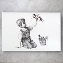 Load image into Gallery viewer, Super Nurse - Banksy