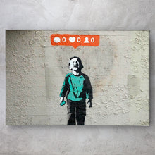 Load image into Gallery viewer, Nobody Likes Me - Banksy