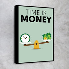 Load image into Gallery viewer, Time is Money