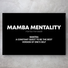Load image into Gallery viewer, Mamba Mentality