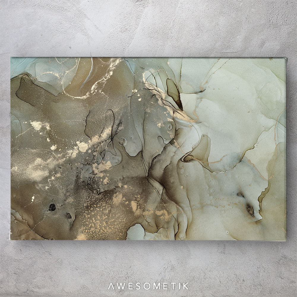 Beautiful Mixed Marble Abstract