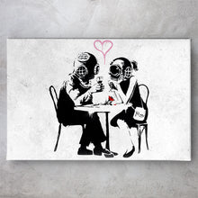 Load image into Gallery viewer, Diver Love - Banksy