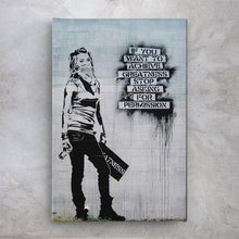 Load image into Gallery viewer, Achieve Greatness - Banksy